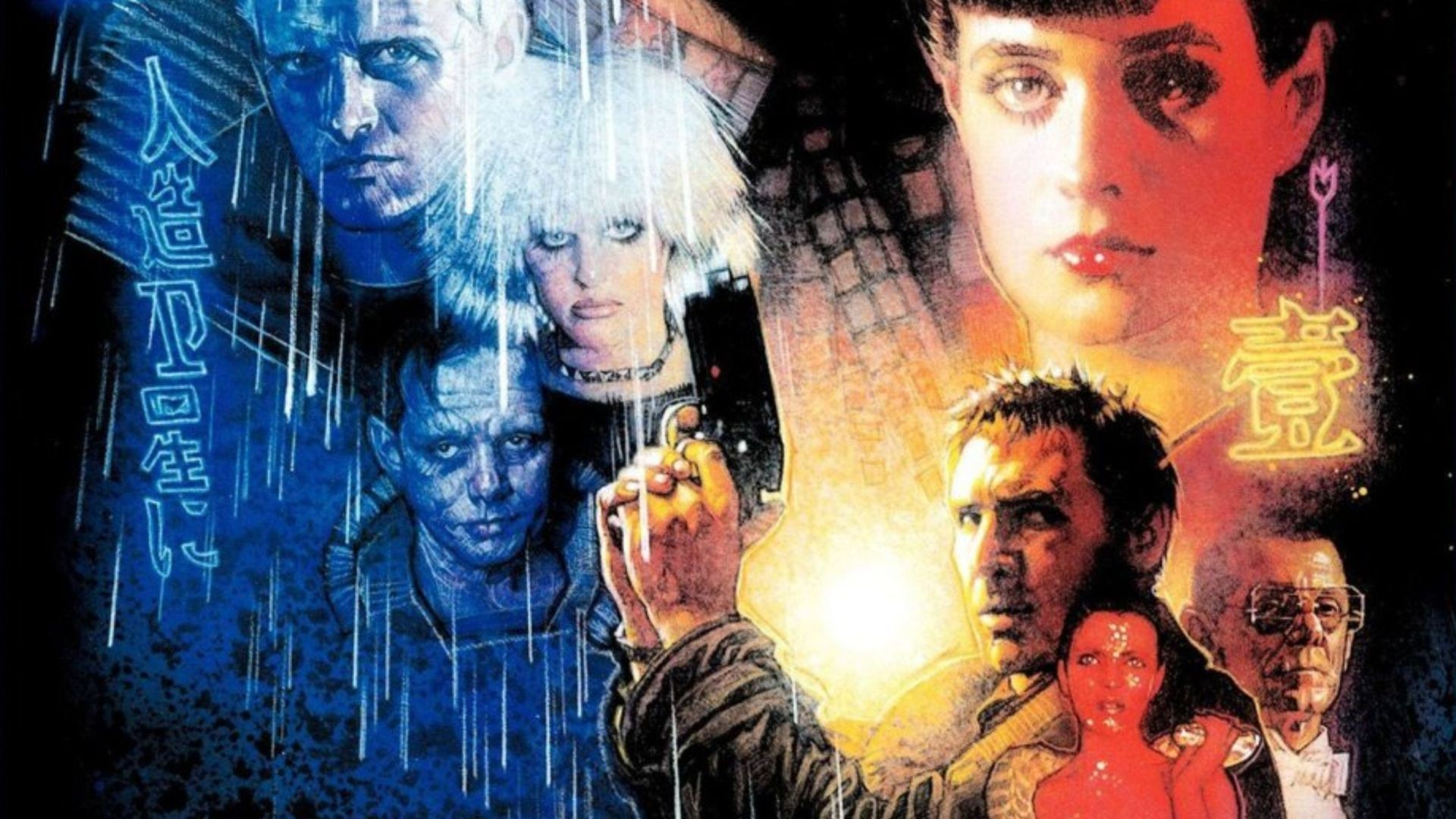 Watching 'Blade Runner' in the Age of Black Lives Matter