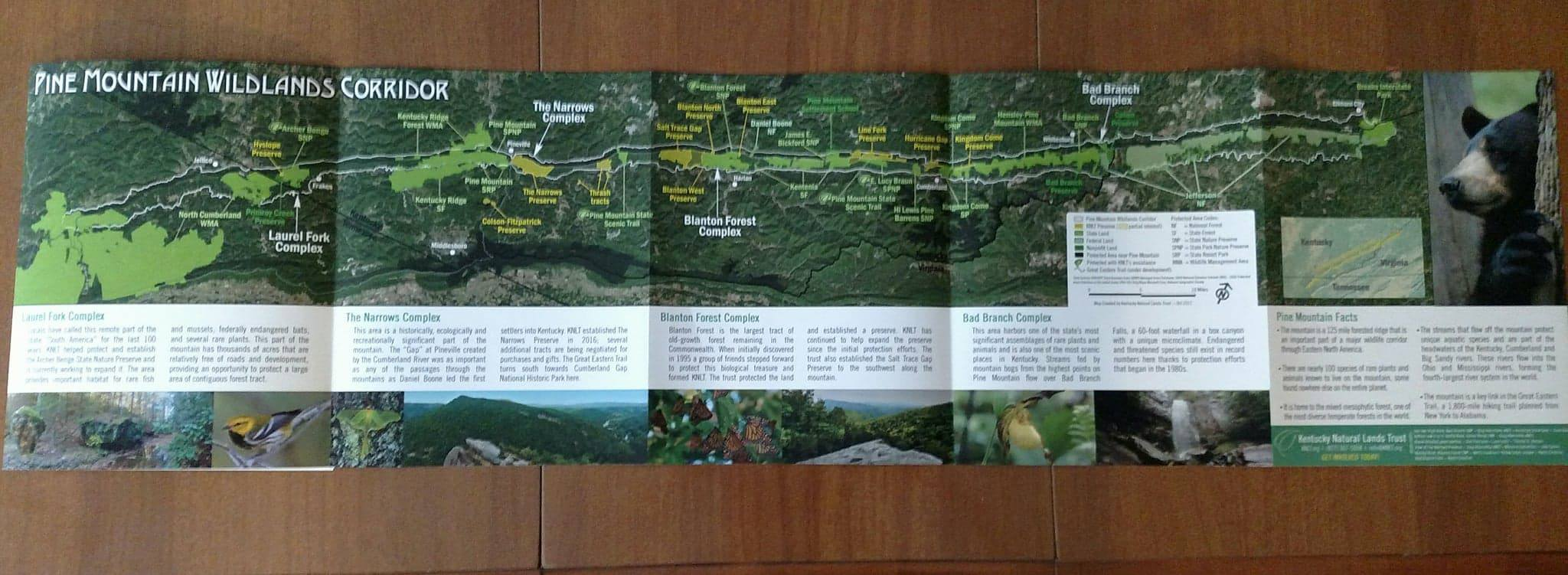 Pine Mountain Woodlands Corridor