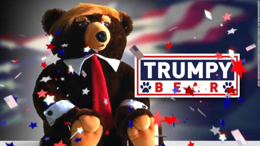 9 Reasons Trumpy Bear Is A Sham The Cuddlefication Of A Despot