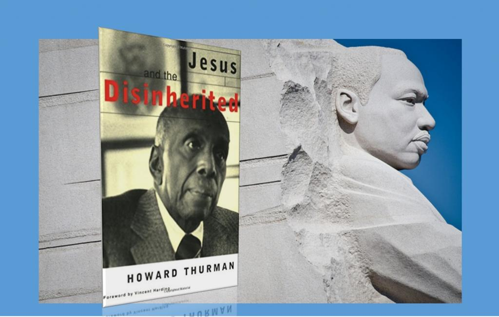 Martin Luther King and Howard Thurman