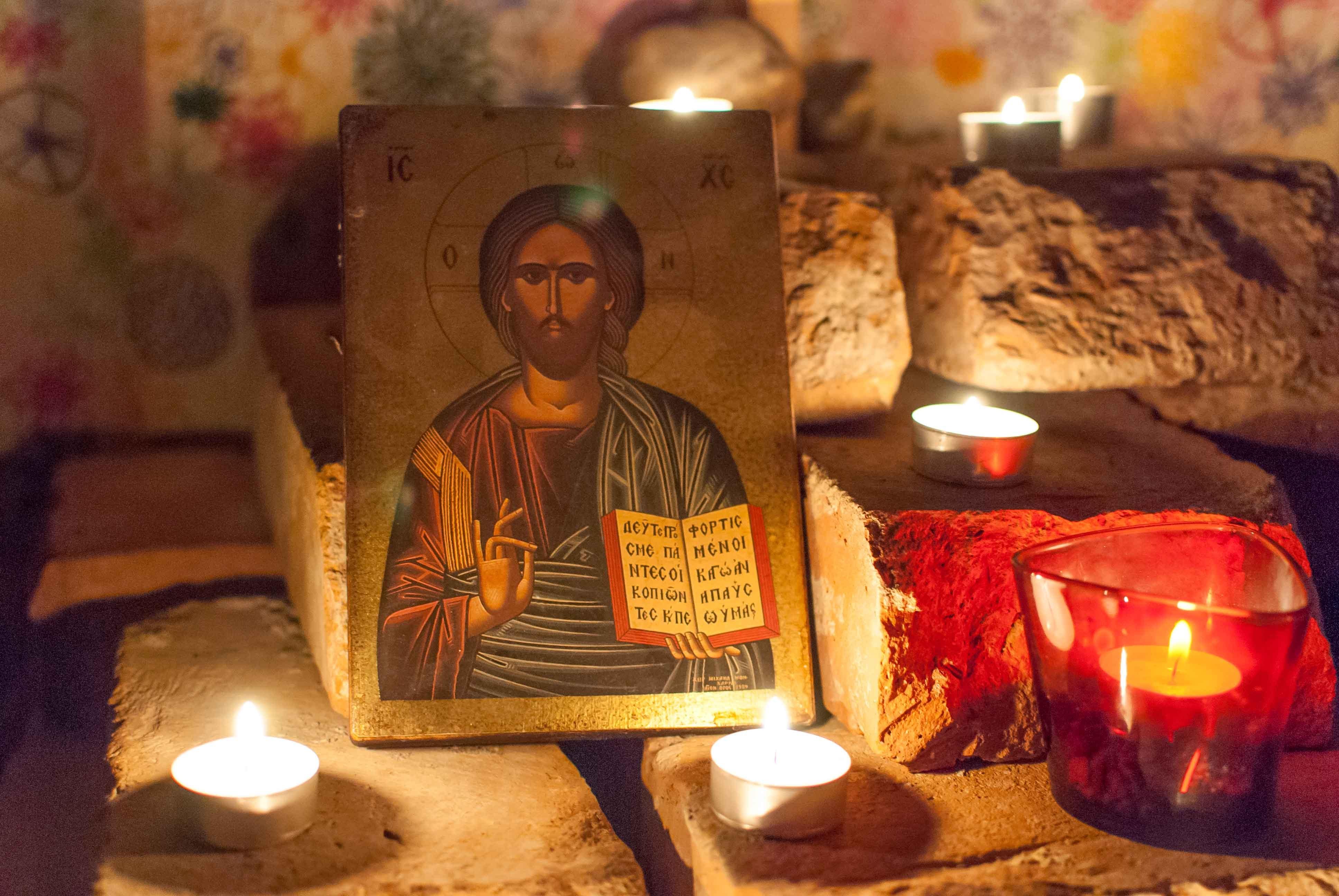 Christ the Teacher - CC0 (Image via Pixabay)