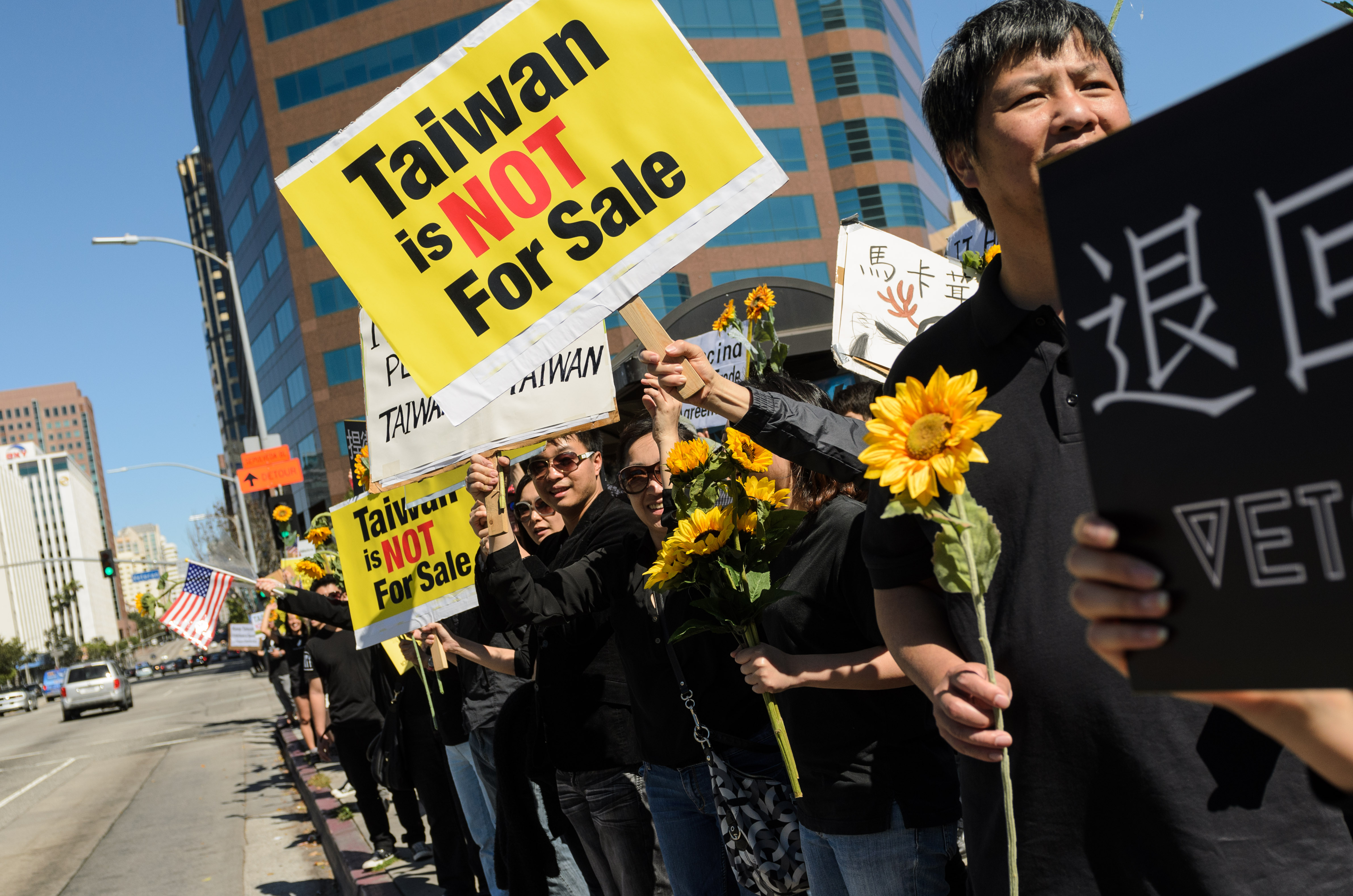 Maybe doubt sown by the Trumping of Taiwan can be productive for Catholics