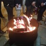 Full communion in the fire of the Spirit: Kyivan, Latin, Anglican, Irish, Pascha