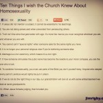 10 Things I Wish a Facebook Meme Knew About the Church