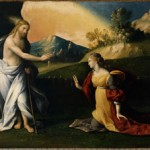 Something New, Something Other: An Annunciation Diptych