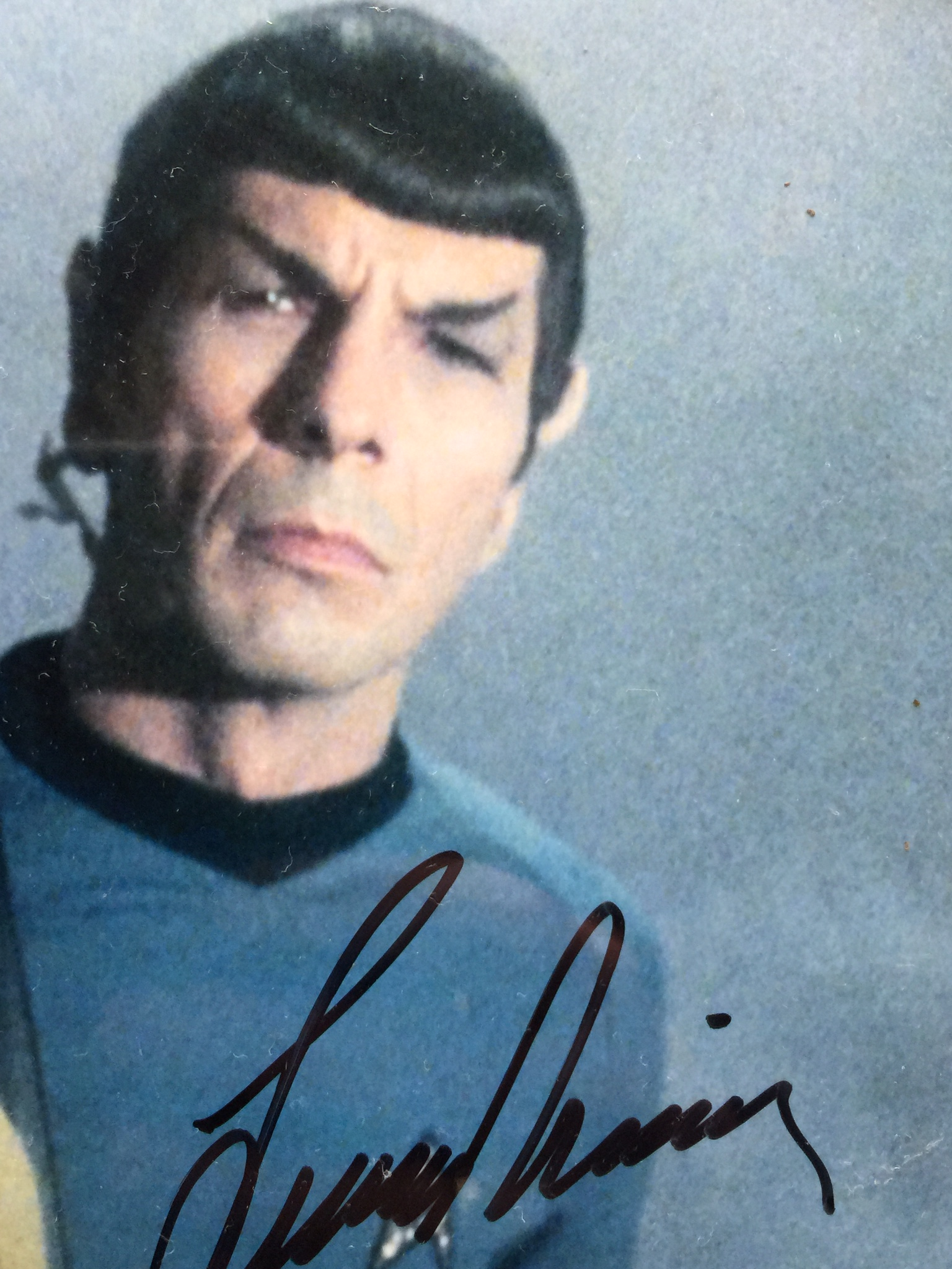 Help me, Spock! | John Mark N  Reynolds