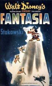 What Walt Taught Me: Fantasia