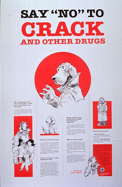 """""""Don't do drugs!"""" and other Bromides"""