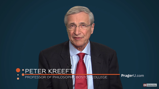 Peter Kreeft and Atheists: A Response to Hemant Mehta