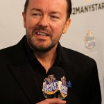 Ricky Gervais Debates the Existence of God with Stephen Colbert, Badly