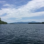 Deep in the Forest, There Dragons Will Be: Reflections on a Boat Trip Around Lake Winnipesaukee