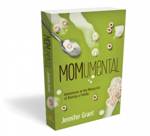MOMumental: A Parenting Book Even I Can Endorse