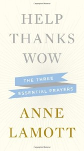 "A Lifeline for Our Damaged Selves: A Review of Anne Lamott's ""Help. Thanks. Wow."""