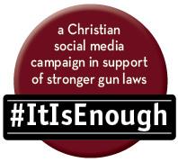 #ItisEnough Logo