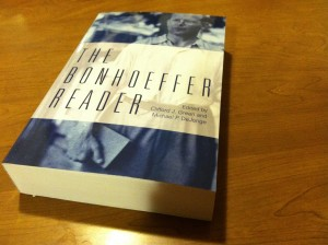 Stuck in the Middle with Bonhoeffer