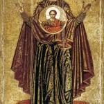 The Great Panagia 13th c. AD
