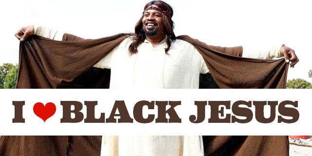 ♆ images à la suite Black_jesus