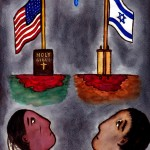 Killjoy Prophets: Shalom, Palestine and our Uncle CUFI