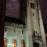 """Church in the Moonlight"" - Photo by Lisa DeWeese"