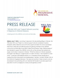 CPR PRESS RELEASE page 1