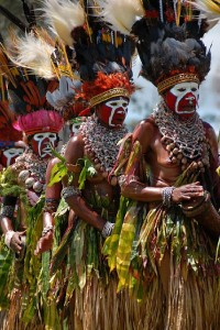 New Guinea highlanders