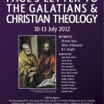 Scripture & Theology Conference on Galatians at St. Andrews