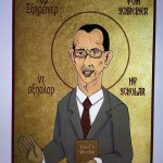 The Saint Hilarious Herald: Southern Seminary Students Build Shrine to Tom Schreiner