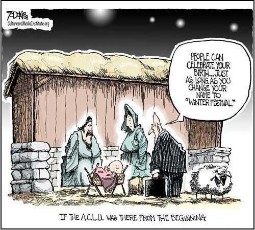 Christmas And Religious Freedom James Mcgrath