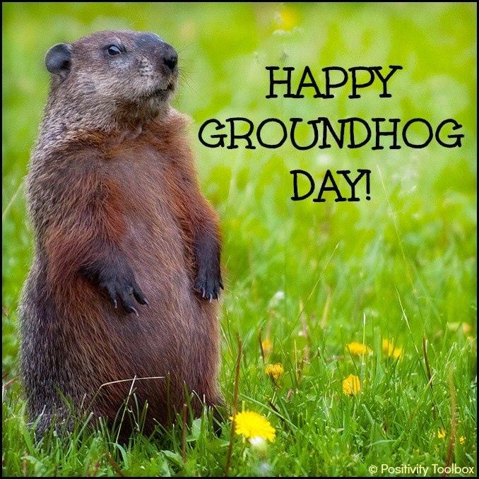 Groundhog Day   James McGrath