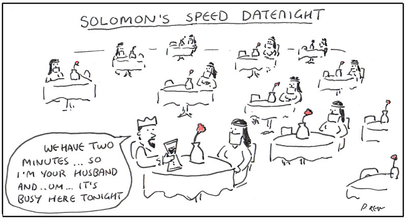 progressive speed dating