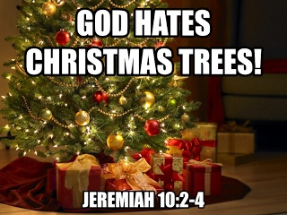 Christmas Trees in the Bible