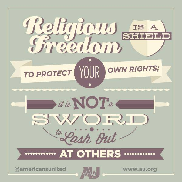 Religious Freedom Americans United