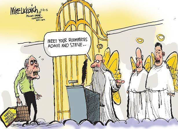 wel e to heaven hell fred phelps