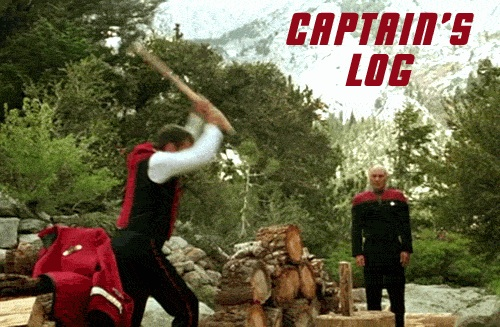 Captain's Log | James McGrath