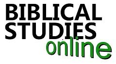 BiblicalStudiesOnline