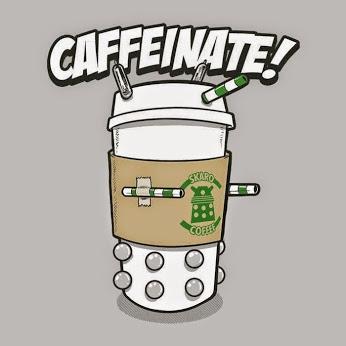 exterminate - caffeinate