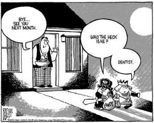 Dentist Halloween
