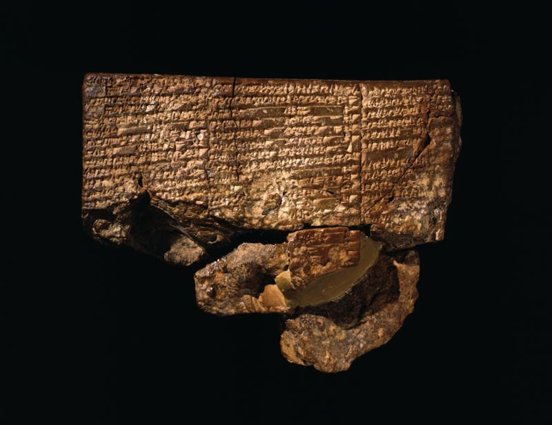 Nippur Flood Tablet