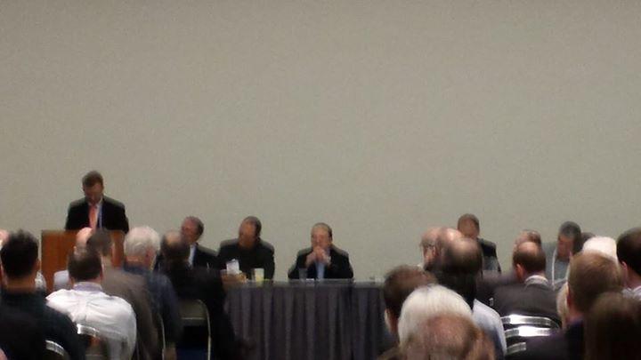 SBL 2014 Ehrman panel Bird speaking