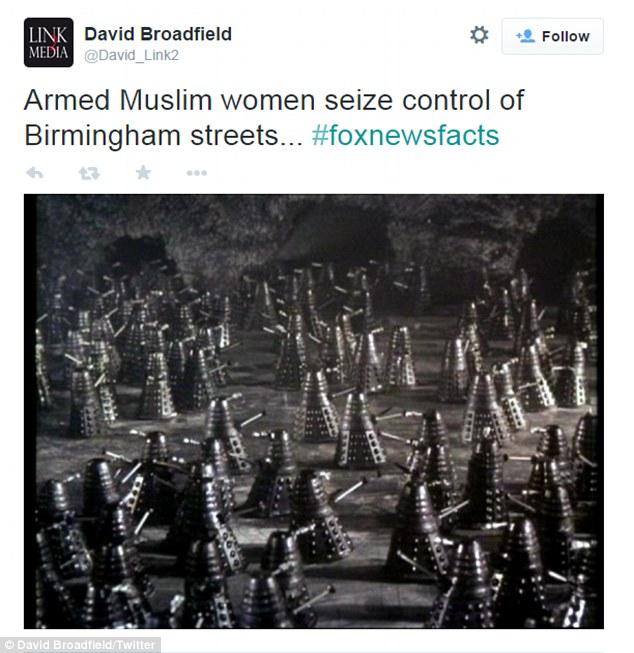 Fox News Facts Daleks