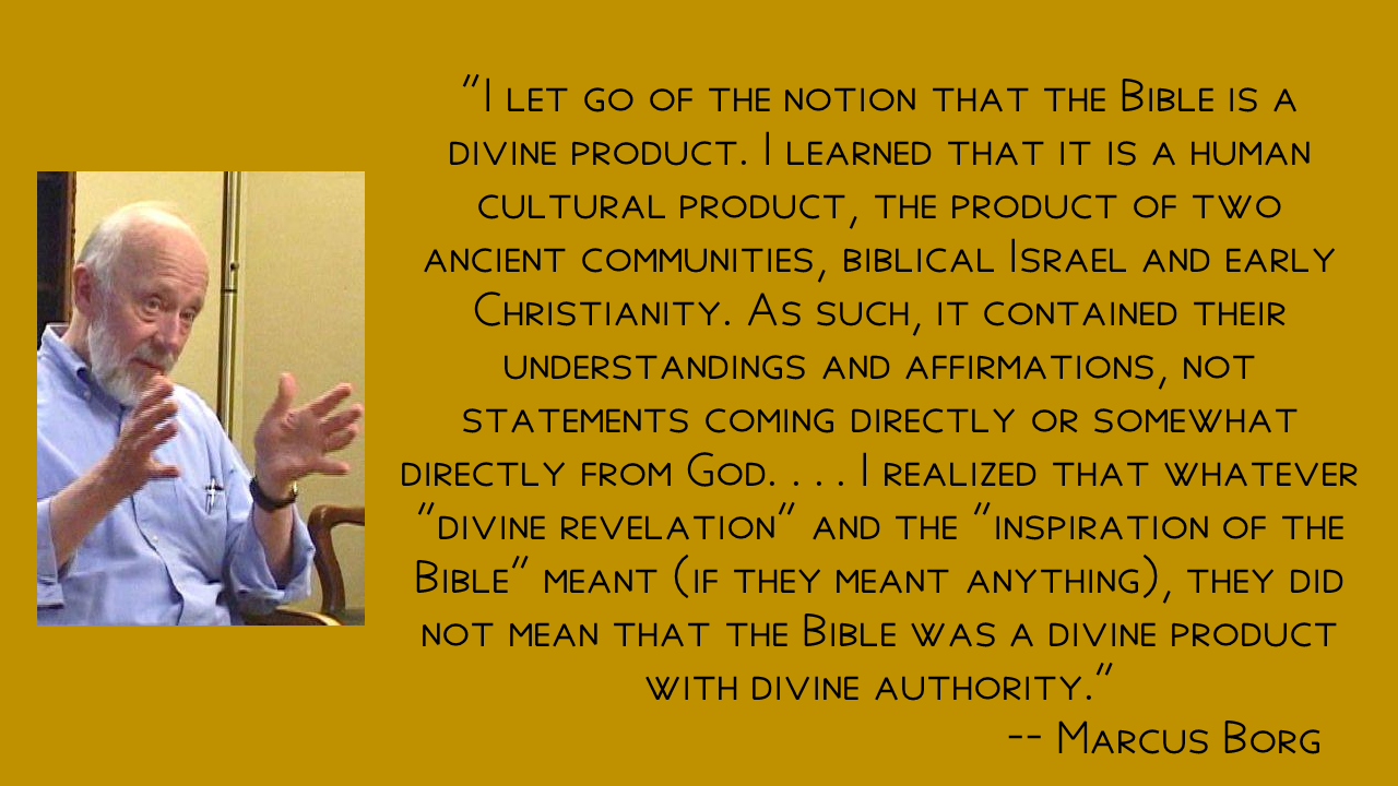 The bible as human product james mcgrath - We are the borg quote ...