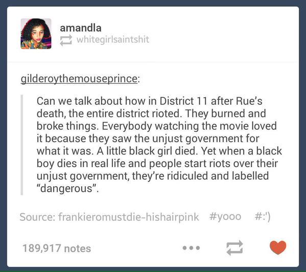 Hunger Games Baltimore