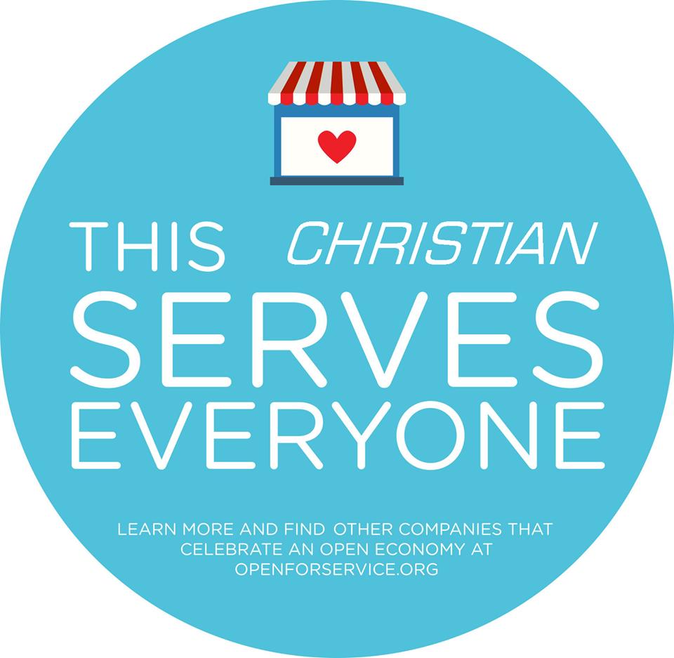 This Christian Serves Everyone