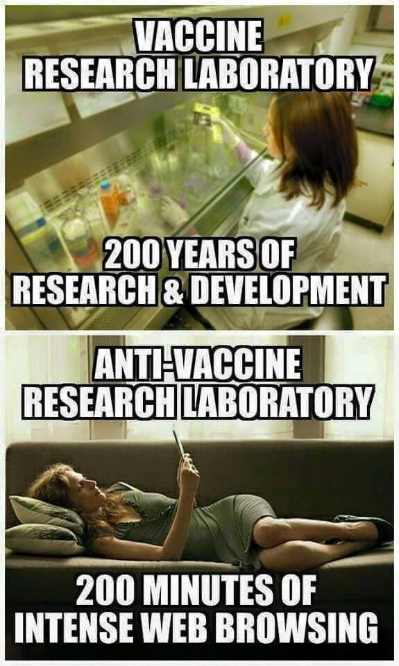 how to become a vaccine researcher
