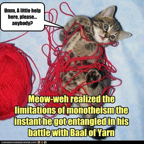 Baal of Yarn