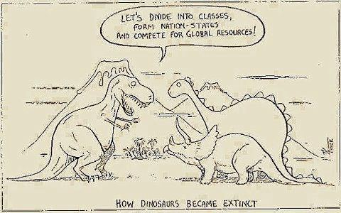 How dinosaurs became extinct