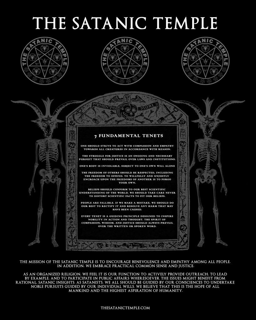Satanit Temple Tenets