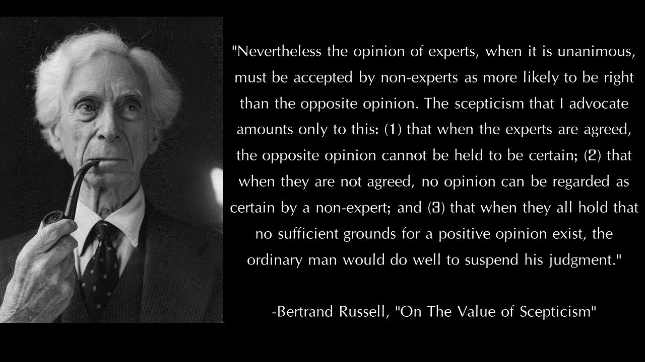 bertrand russell skeptical essays 1928