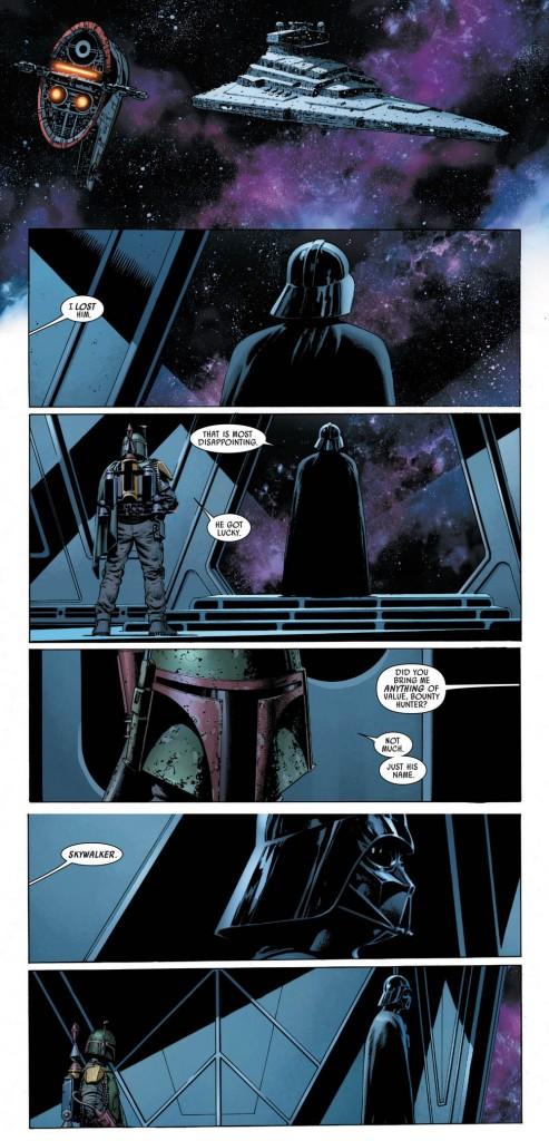 Darth Vader #6 image 2