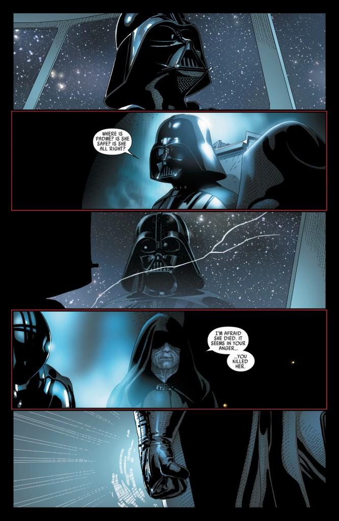 Darth Vader #6 image 4